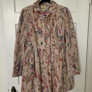 Vintage Anthropologie coat